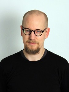 Carl Heath. Forskare på Interactive Institute