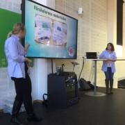 Digitalistorna presenterar förskolornas Makerlådor.