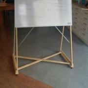 Mobilt whiteboardställ