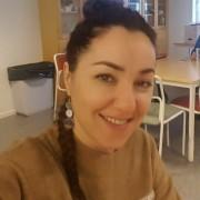 Maria Stavropoulou förskollärarstudent och en maker